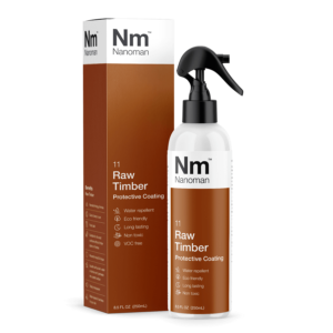 nanoman timber nano protection, water repellent, easy clean