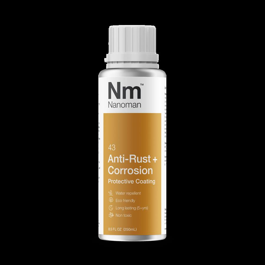 nanoman rust preventative, water repellent
