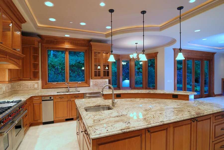 featured wooden kitchen