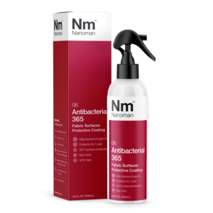 Nanoman Antibacterial Fabric surfaces 250ml